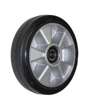 Колесо рулевое резиновое 180