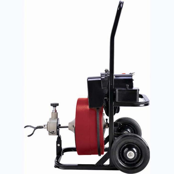 Vektor - Прочистная машина электрическая 68285 с валом 20 м