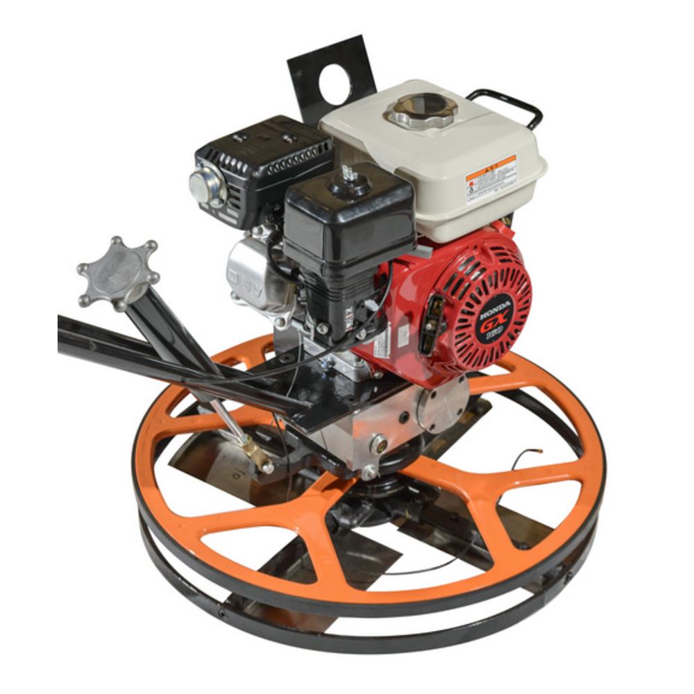 Заглаживающая машина VSCG-600 (HONDA GX160)-foto2
