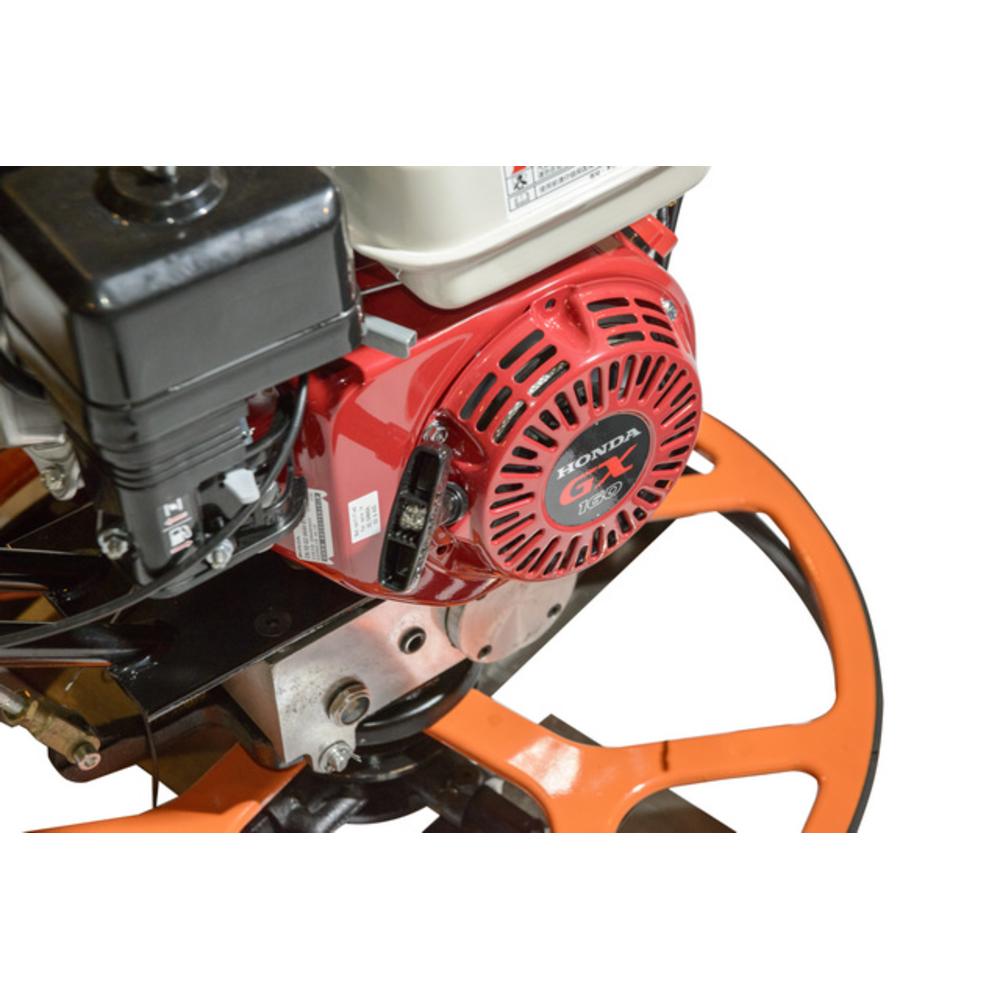 Заглаживающая машина VSCG-600 (HONDA GX160)-foto3