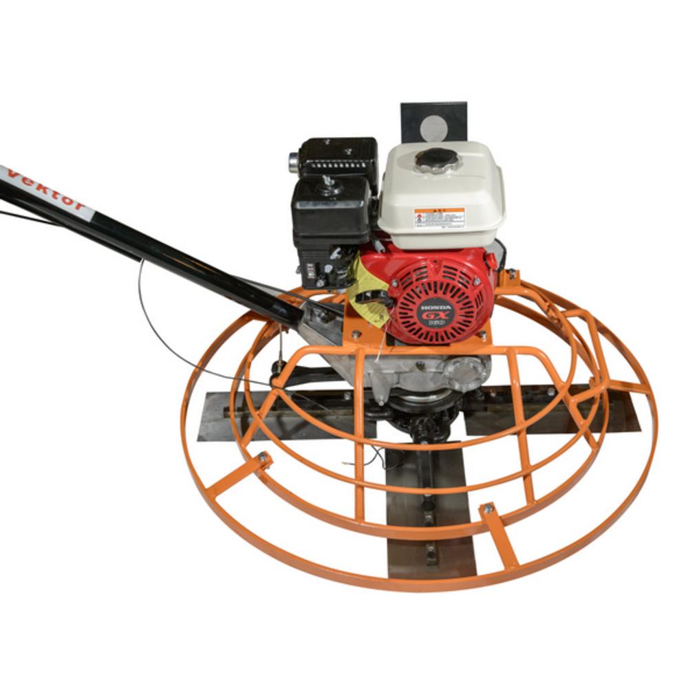 Заглаживающая машина VSCG-800/1000 (HONDA GX160)-foto2