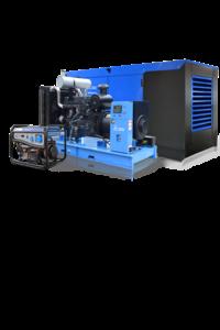 Электростанции и генераторы