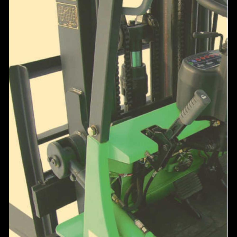 Газобензиновый погрузчик DALIAN CPQD15FB-foto4