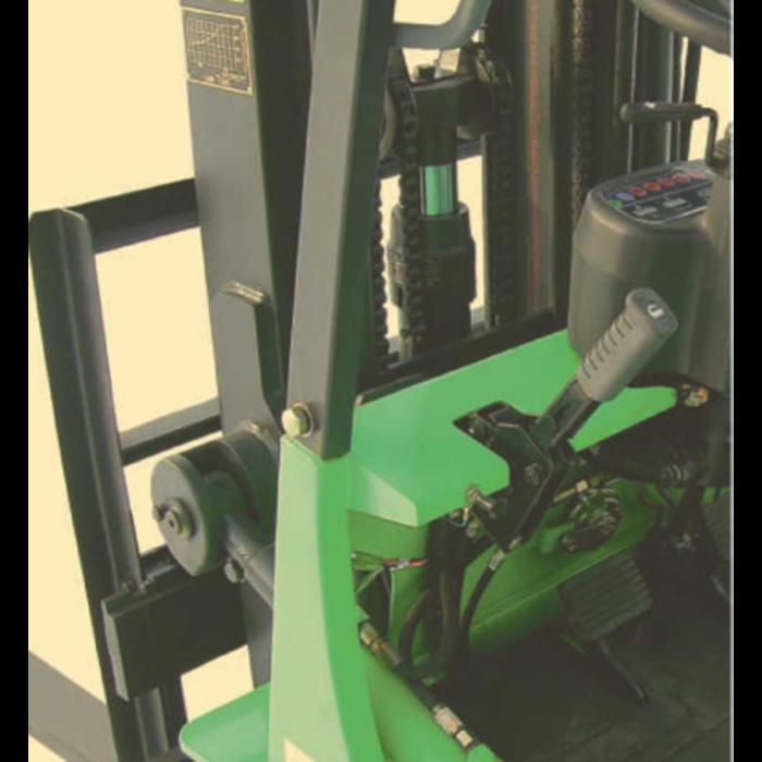 Dalian Forklift - DALIAN CPQD25FB