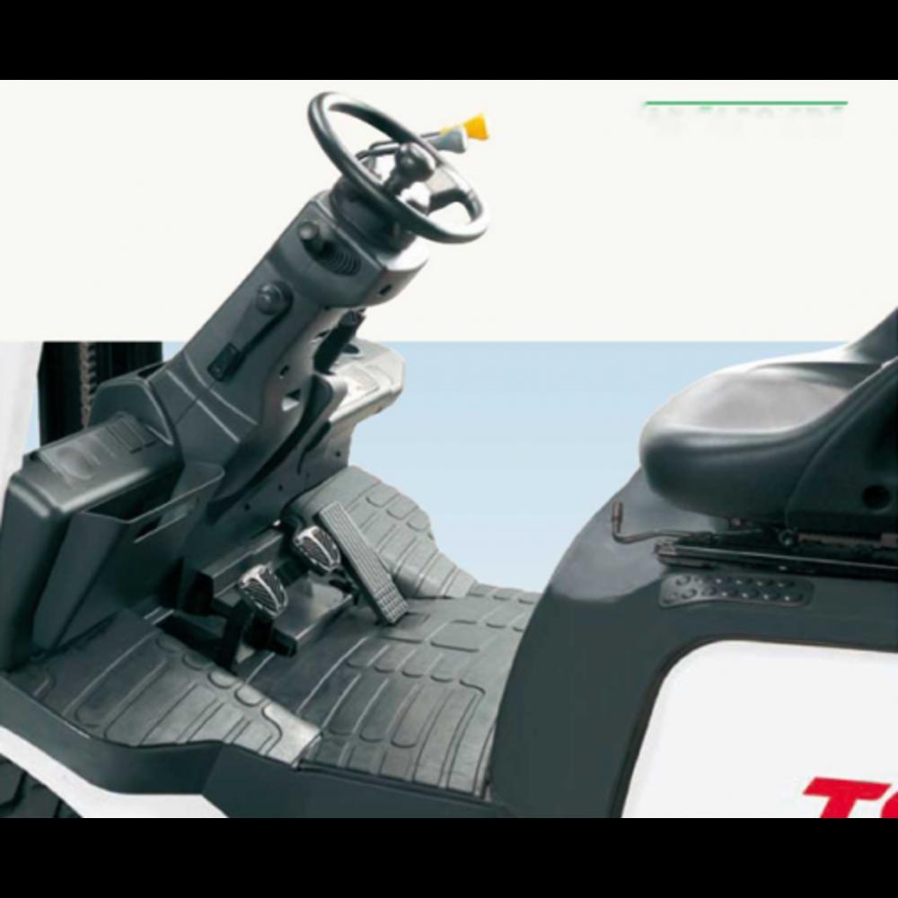 Газобензиновый погрузчик TCM FHG15T3-foto7