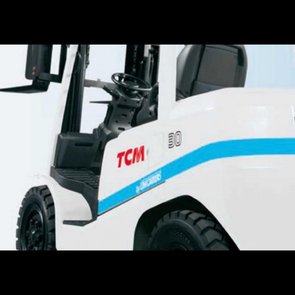 Газобензиновый погрузчик TCM FHG15T3-foto2