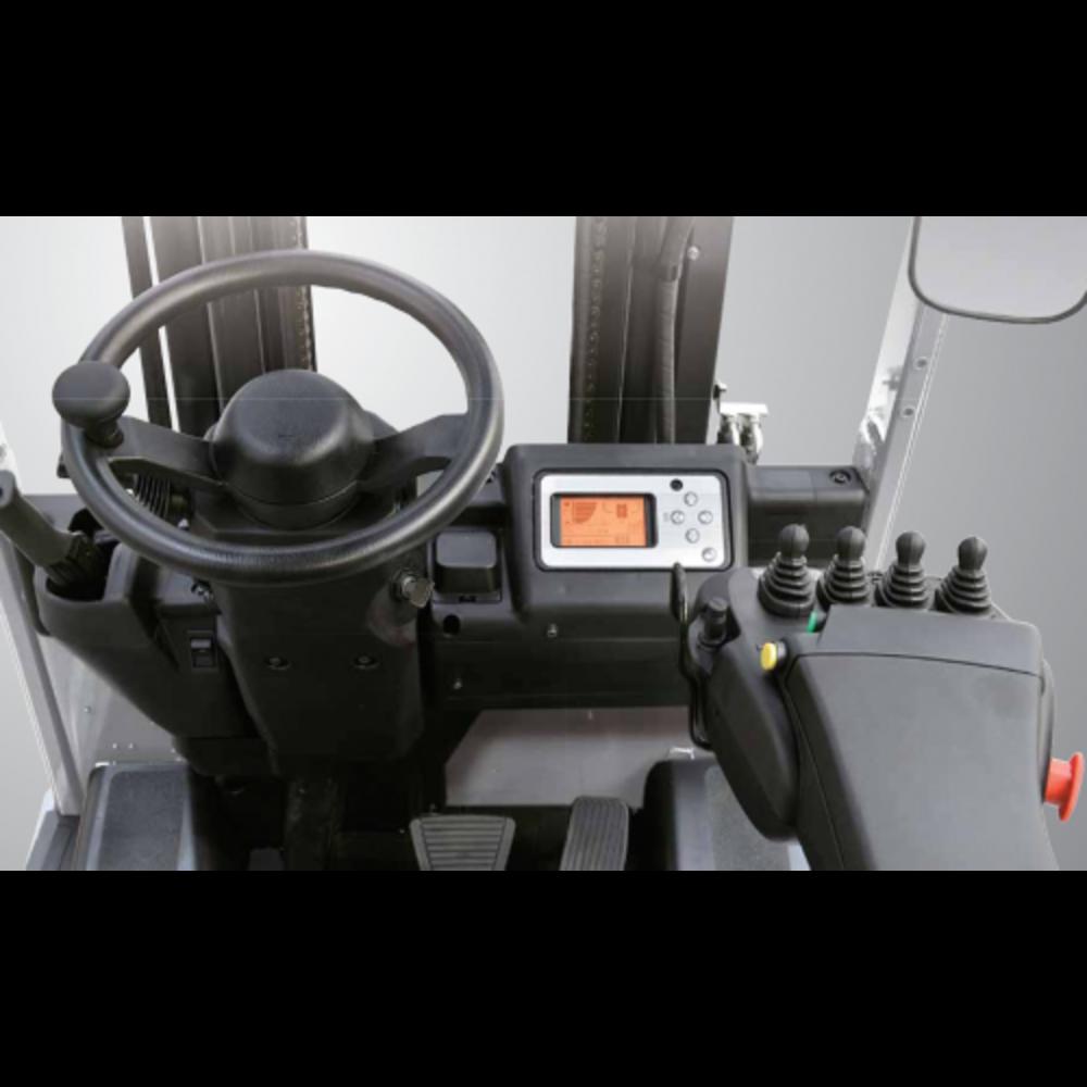 Погрузчик  электрический ТСМ FB10-8-foto3