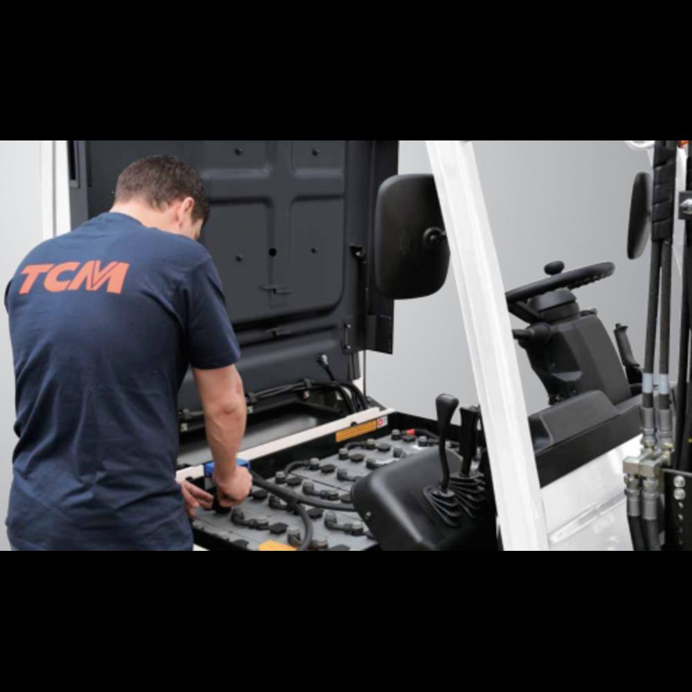 Погрузчик  электрический ТСМ FTB15-E1/E1S-foto9