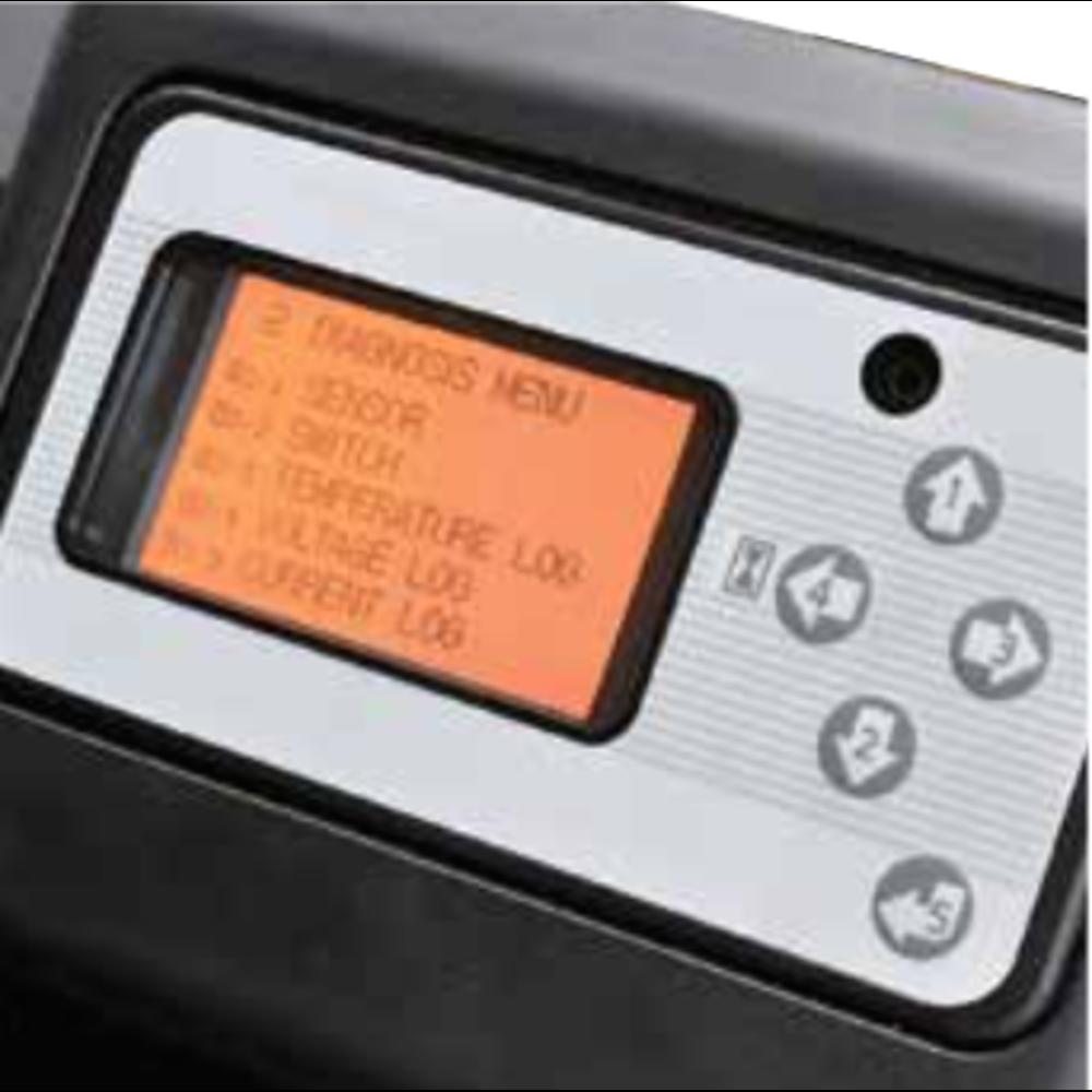 Погрузчик  электрический ТСМ FTB15-E1/E1S-foto5